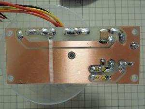 電源基板の実装2