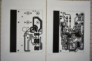 インクジェットフィルムに印刷