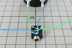 MJ352WCとスピーカーの配線