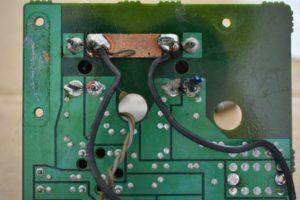 電源基板の裏側 その2