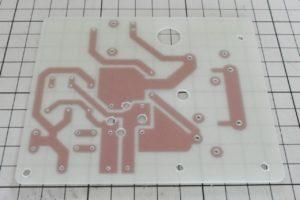 新しい電源基板の表側