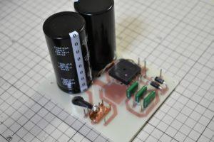 電源基板の表面
