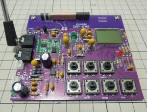 AKIT-EWS2BD の完成1