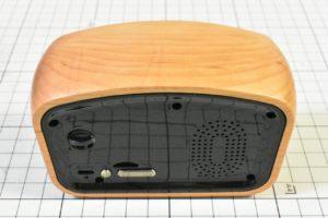 DSPラジオ制作例②のケース背面