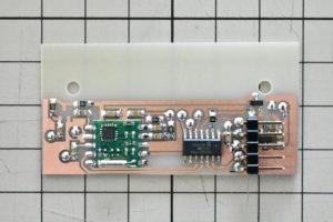 RDA5830モジュール用基板