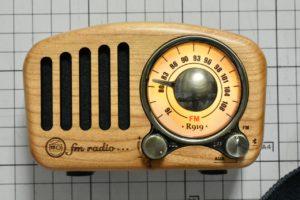 AM/FMラジオ時