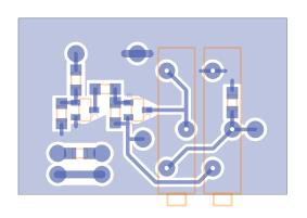 DSPラジオのパターン図