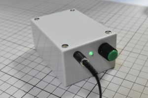 自作FM受信機の完成
